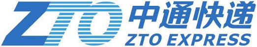 لوغو شركة ZTO  الصينية